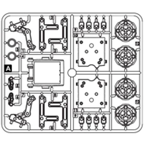11-6150PPA Plastic Part A