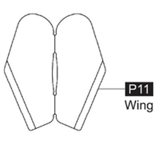 11-61600P11 Wing