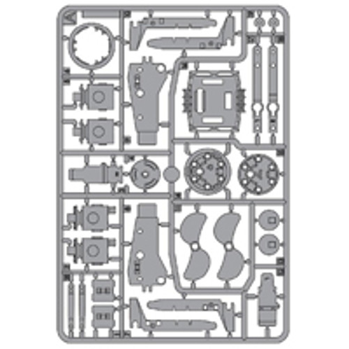 15-61600PPA Plastic Part A