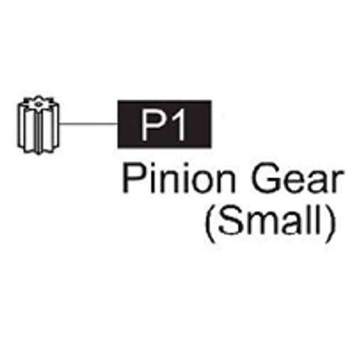 01-61700P1 Pinion Gear (Small)