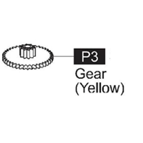 03-61700P3 Gear (Yellow)