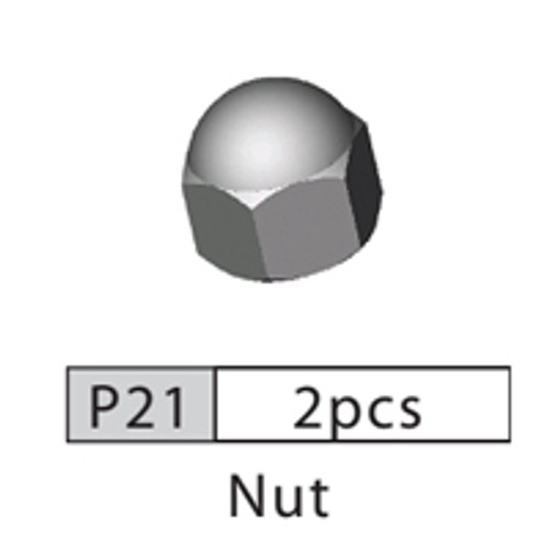 21-3520P21 P21 Nut