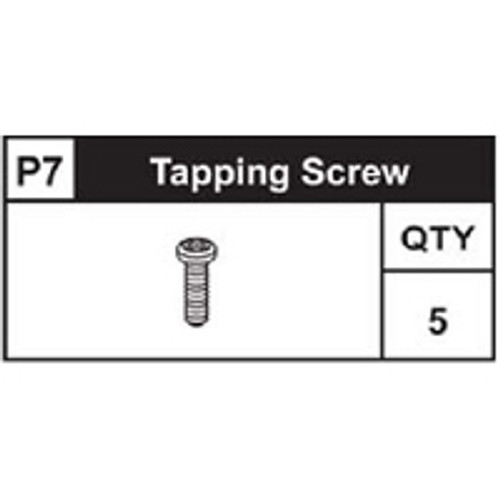 07-89200P7  Tapping Screw
