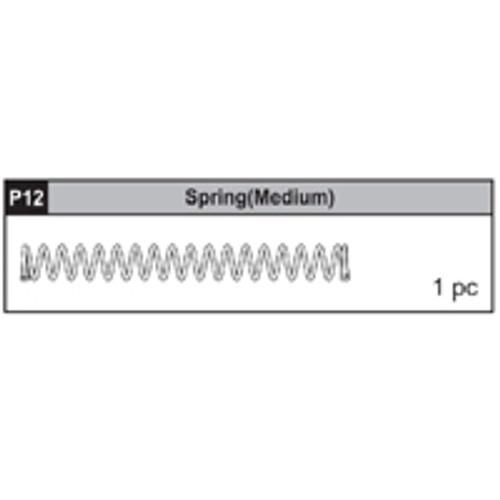 12-63200P12  Spring (Medium)
