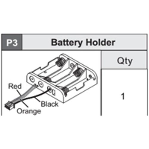 03-536WCBP3 Battery Holder