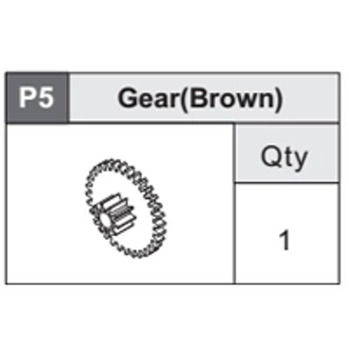 11-5360P5 Gear (Brown)