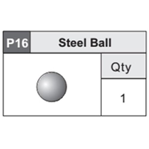 22-5360P16 Steel Ball