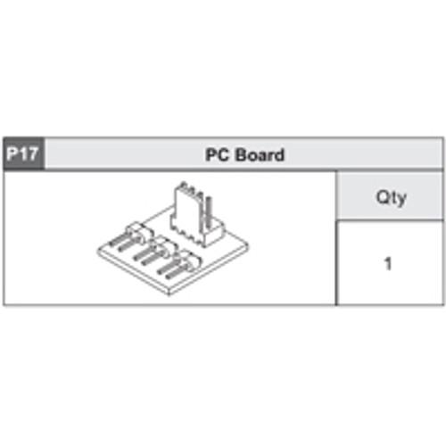 23-5360P17 PC Board