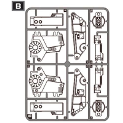 25- 5360PPB Plastic Part B