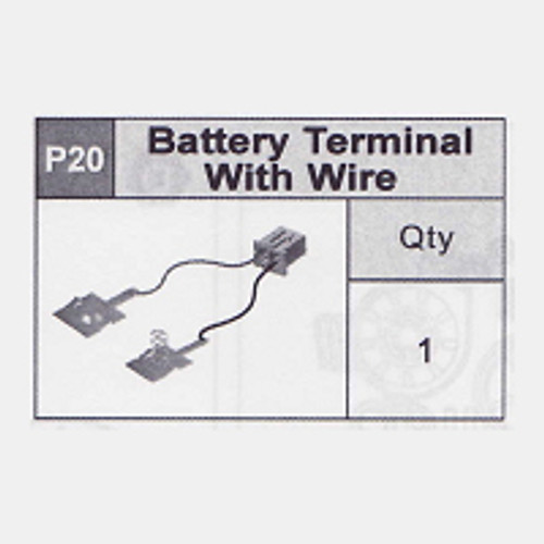 20-5350P20 Battery Terminal With Wire