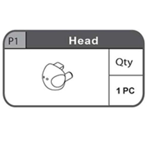 01- 67000P1  HEAD