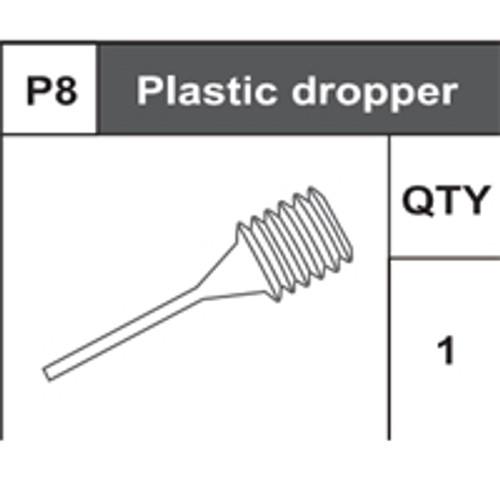 08-75100P11 Plastic Dropper