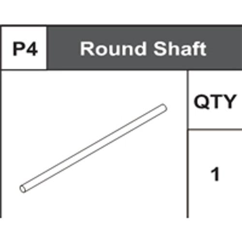 04-75000P4 Round Shaft