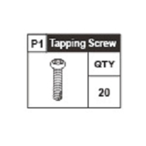 01-6310P1 Tapping Screw