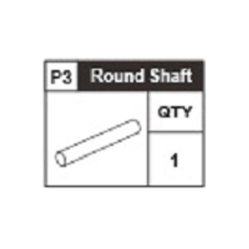 03-6310P3 Round Shaft