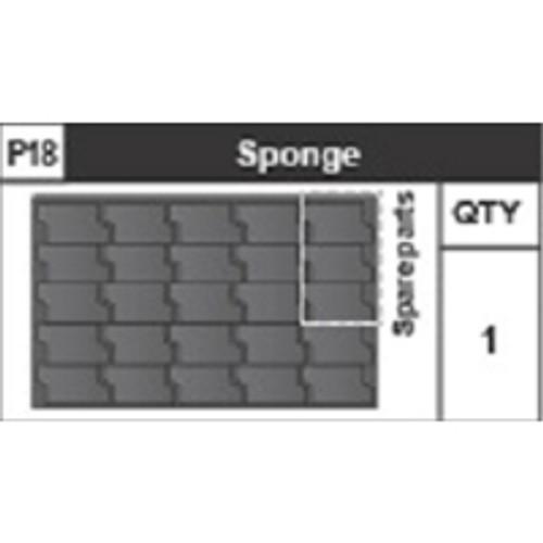 18-6310P18 Sponge