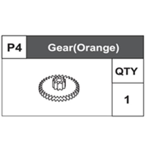 04-68200P4 Gear (Orange)