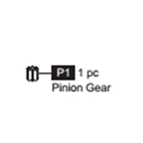 01-68100P1 Pinion Gear