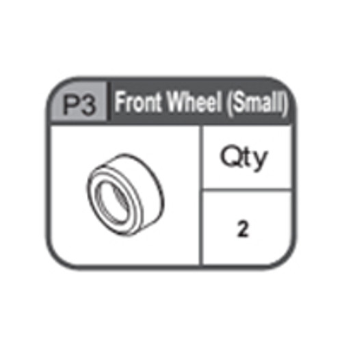 03-67400P3 Front Wheel (Small)