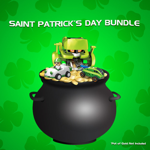 St. Patrick's Day Green Bundle