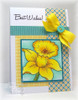 Flower Blocks 1 Clear Stamp Set