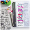 Words of Life: Collection 2 Clear Stamp Set