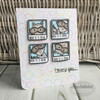 Furry Friends Clear Stamp Set