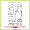 Creative Worship: Living Word Clear Stamp Set