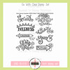 Creative Worship: Go With Clear Stamp Set