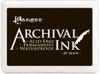 Archival Jet Black Ink Pad