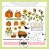 Creative Worship: Sunflowers & Pumpkins Printable