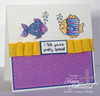 Happy Ocean Friends Stamp Set