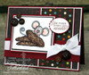 So Sweet Cocoa Clear Stamp set