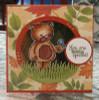 Rhubarb and Birdie Digital Stamp