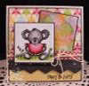 Kiwi Koala's Watermelon Digital Stamp