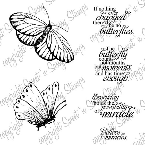 Everyday Miracles Digital Stamp