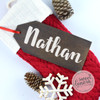 Personalized Stocking Tags