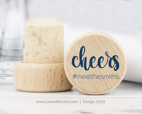 Cheers Hashtag Wine Stopper Favors 033