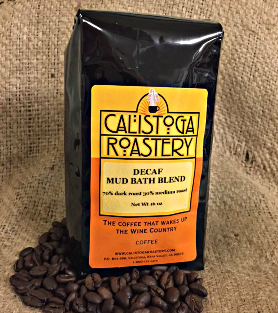 Decaf Mud Bath Blend