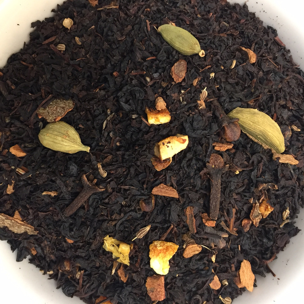 Imperial Chai loose leaf tea