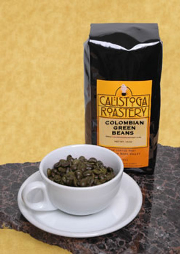 Colombian Green Beans