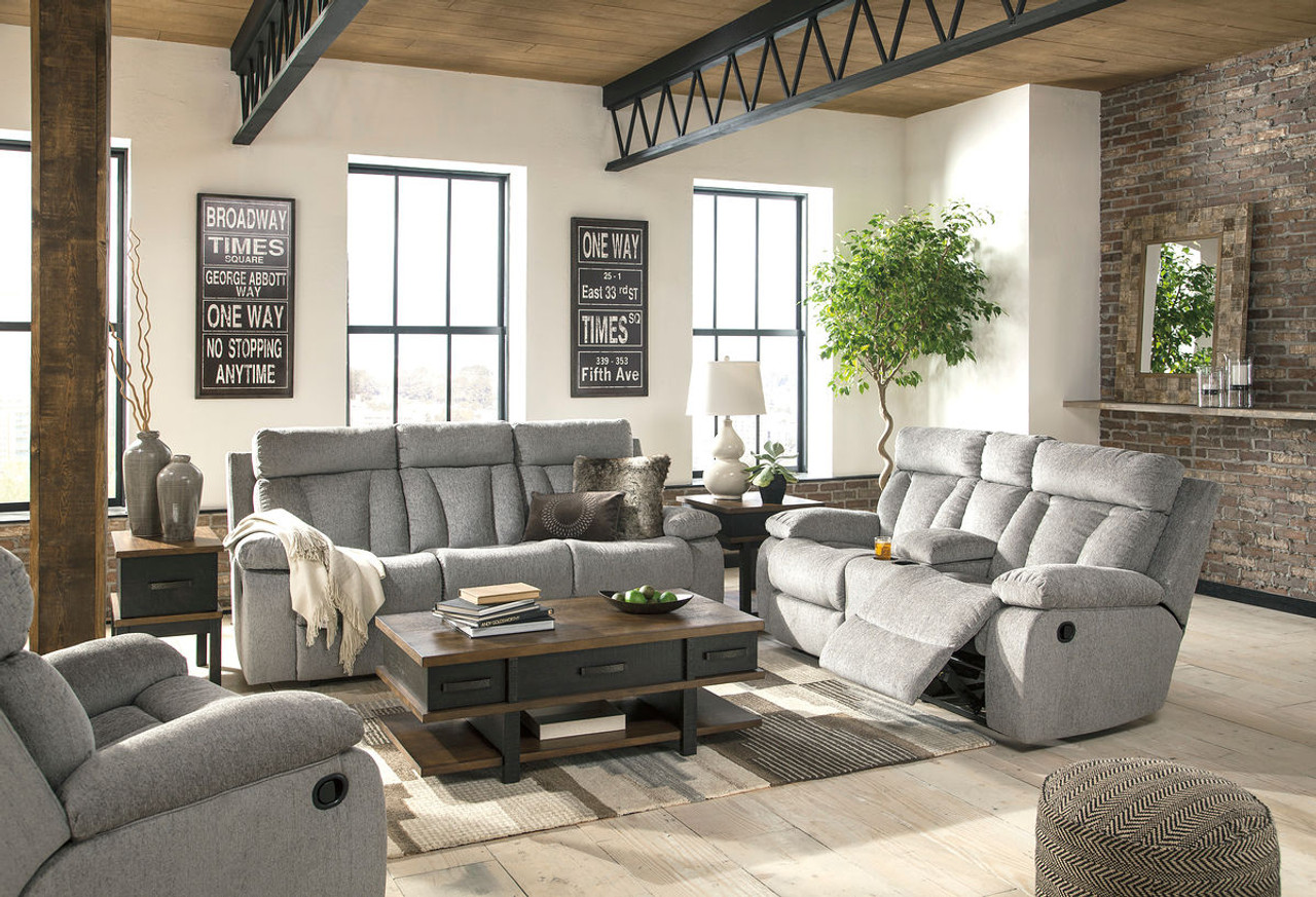 Mitchiner Fog Reclining Room Group