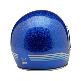 Gringo Helmet - Le Spectrum in Blue