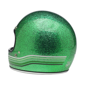 Gringo Helmet - Le Spectrum in Gang Green