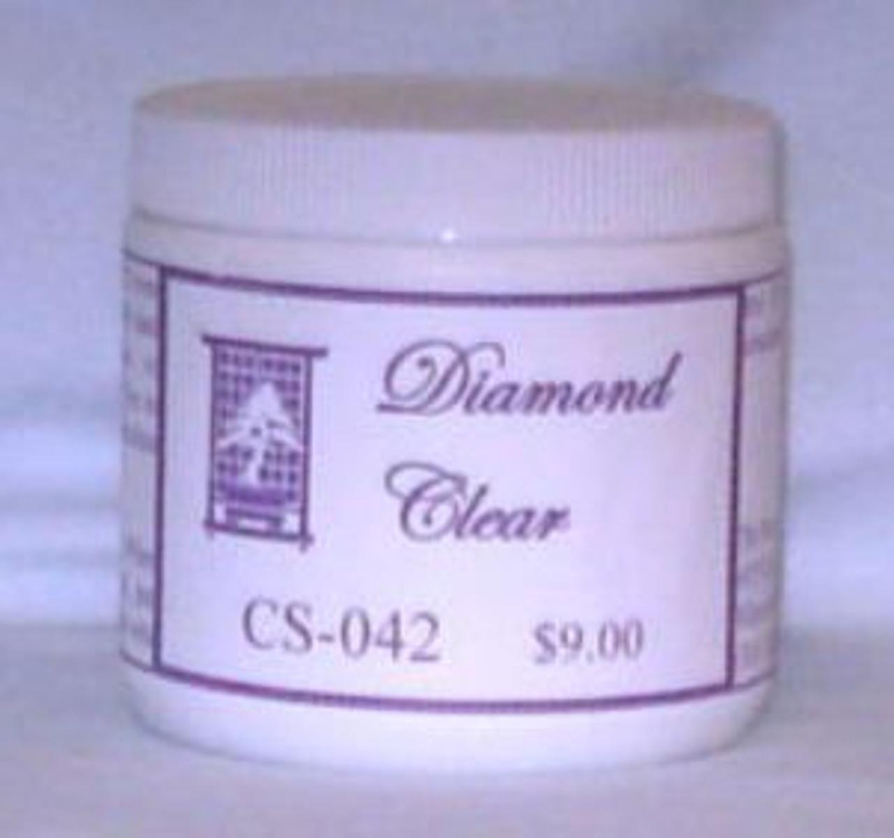 Clear Glaze Pint