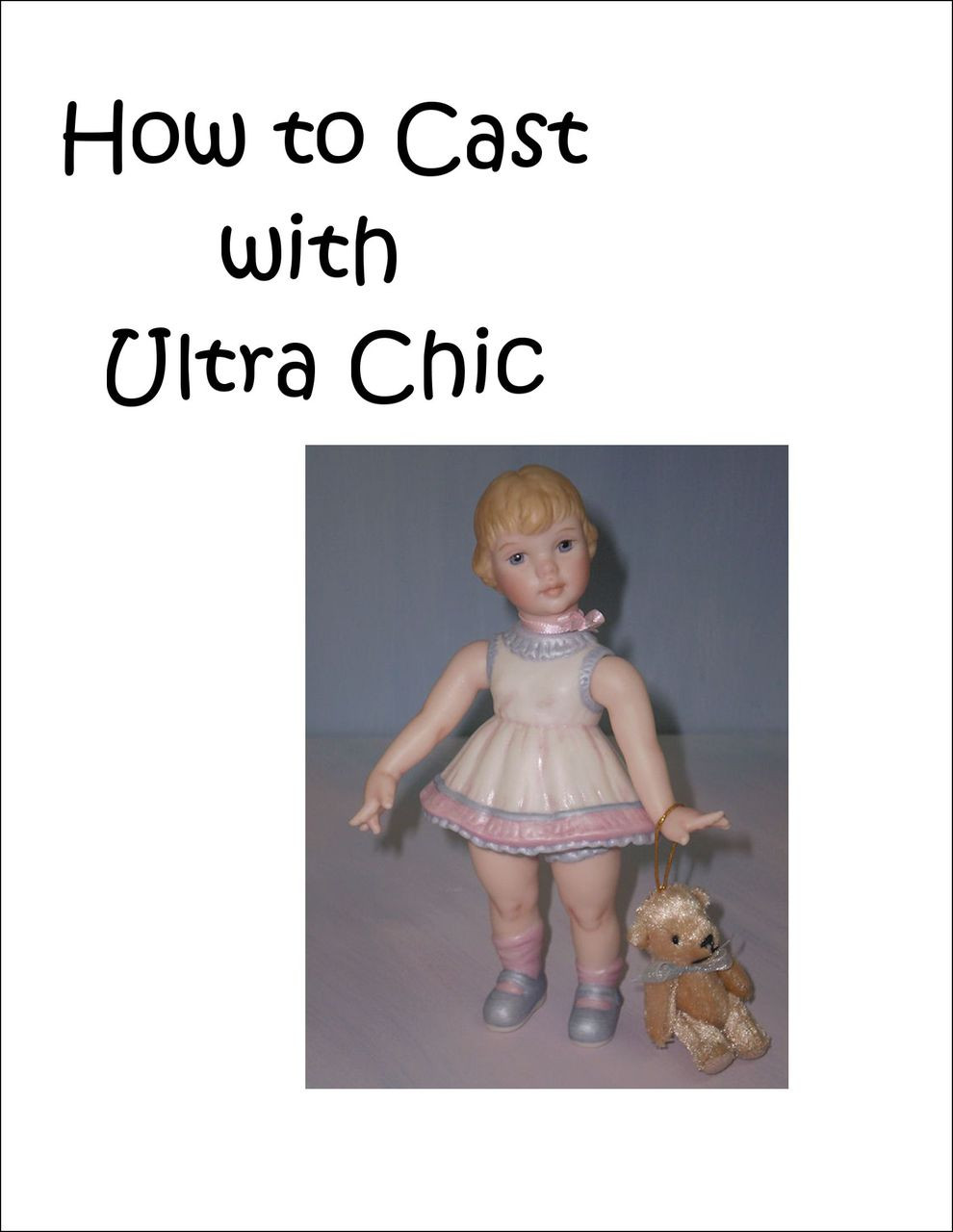 How to Cast with Ultra Chic