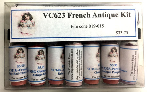 French Antique Kit