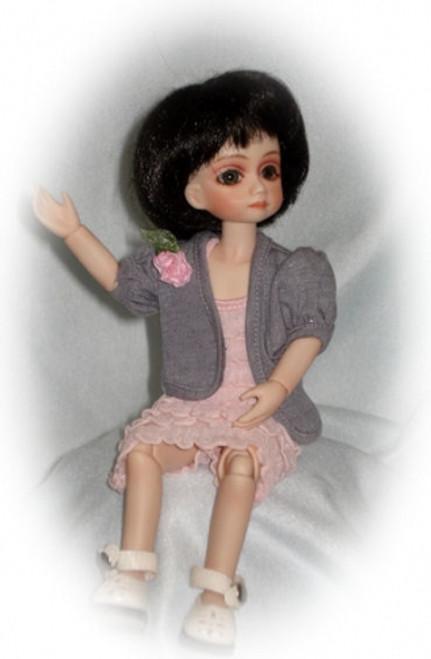 """Poppy - 9"""" Female BJD Mold Set"""