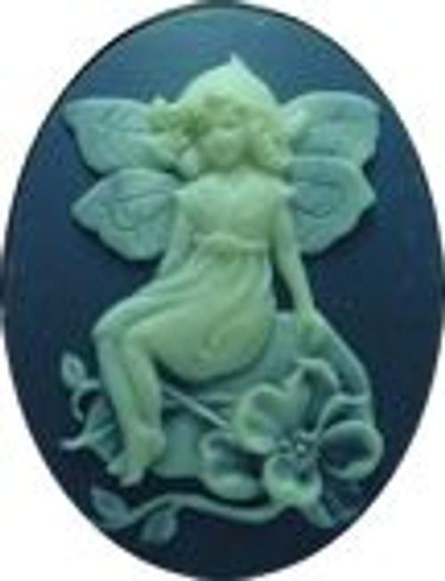 Fairy Cameo Mold #1