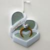 engagement ornament engaged ornament engagement ring ornament diamond ring ornament custom ornament